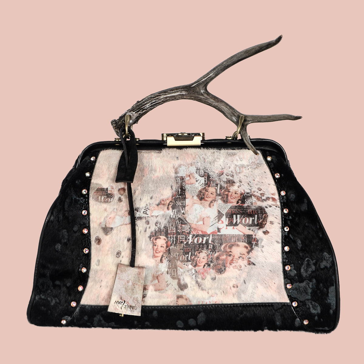 Miss Kitty Doctor Bag