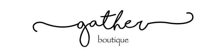 gather boutique specializes in home decor, furnishings and custom gifts to create inspired spaces