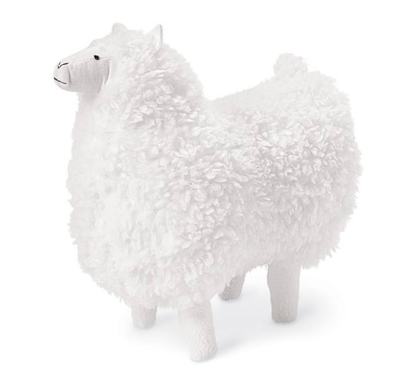Sherpa Lamb Plush Doll