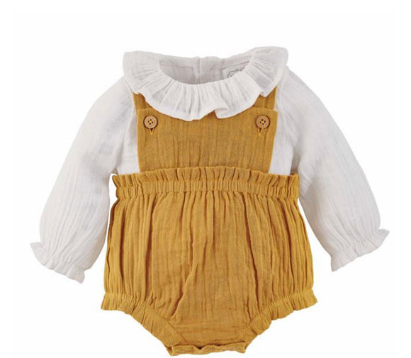 Cotton Overall Set
