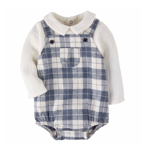Plaid Bubble Set