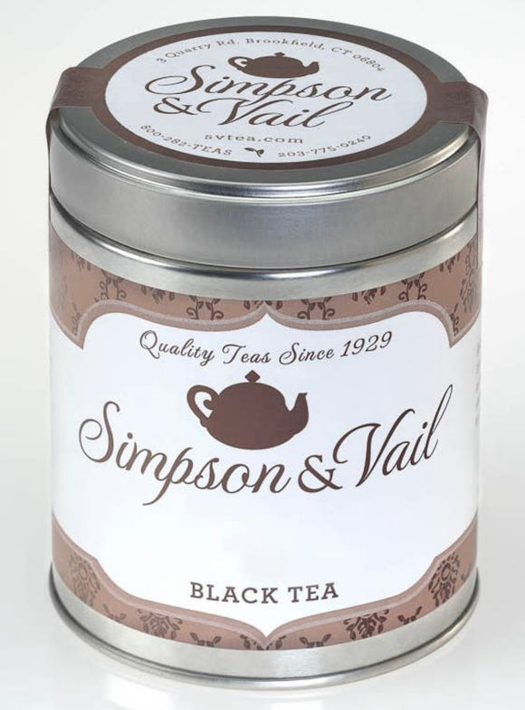 Simpson & Vail Victorian Earl Grey Tea