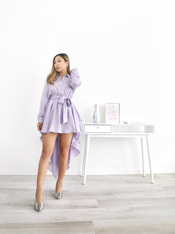 Purple Dream Dress
