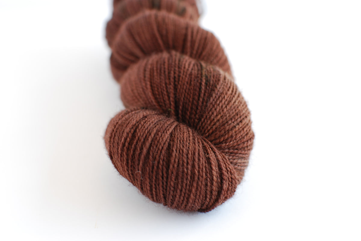 LJP Tough Sock: roasted cacao