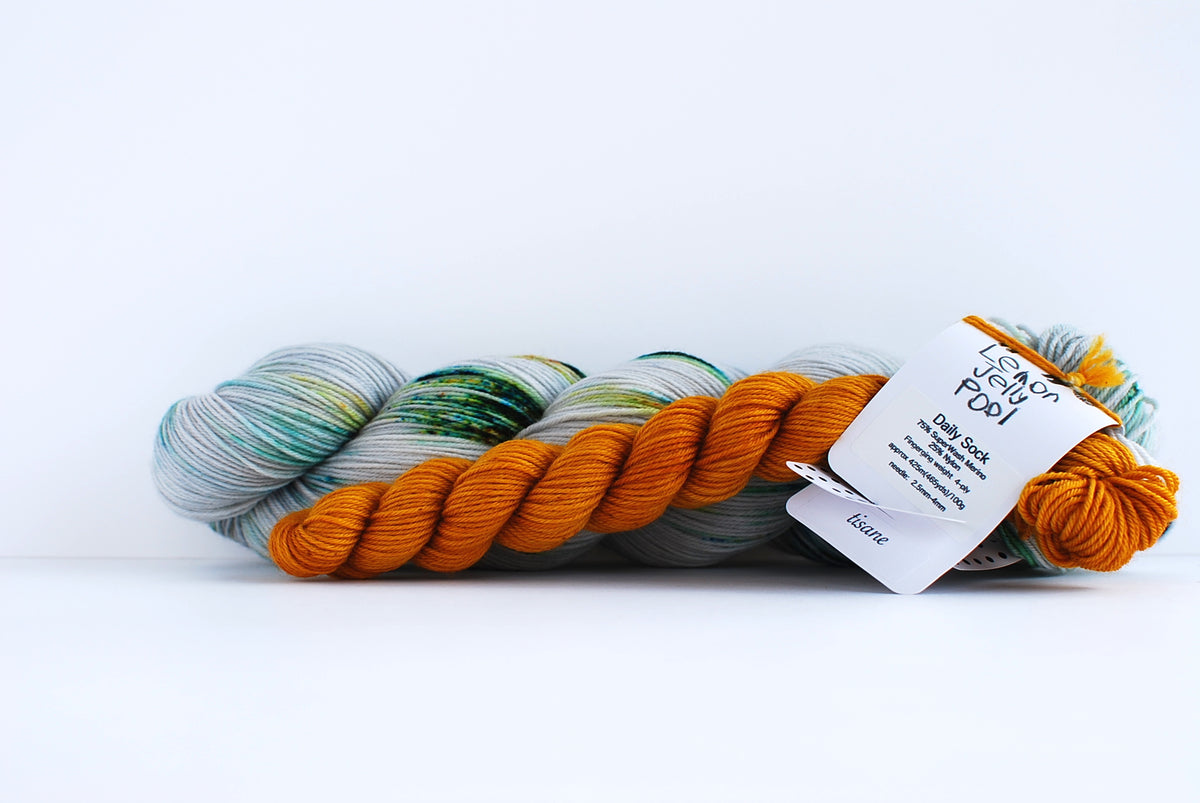 LJP Sock Set (tisane)
