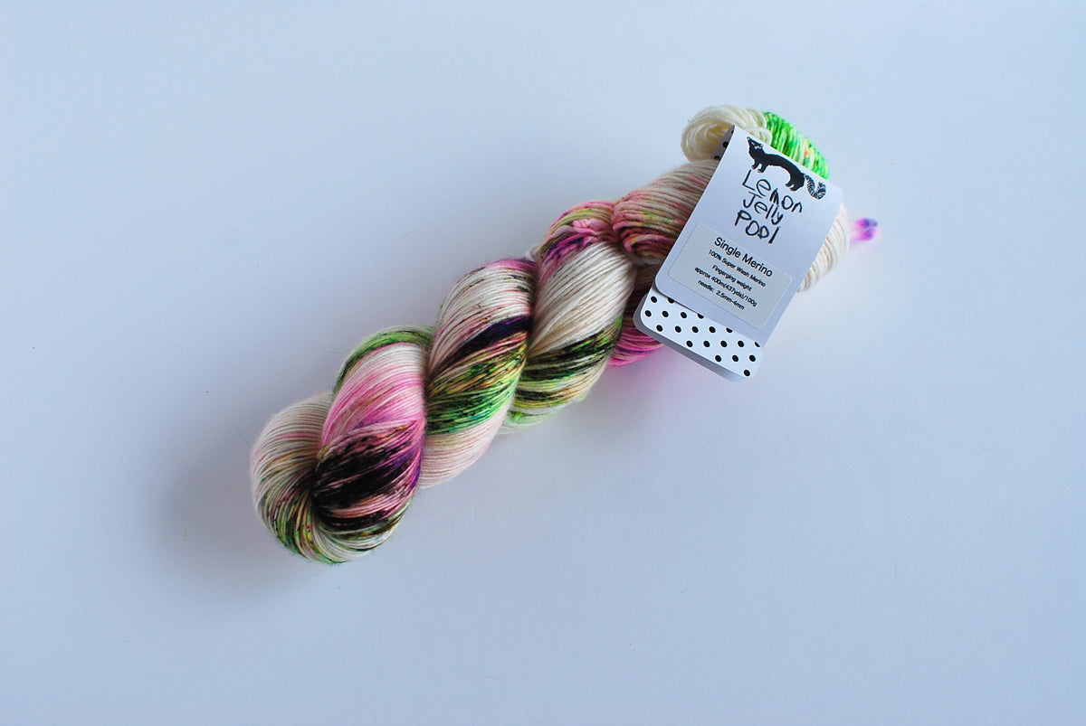 LJP Single Merino : Holi