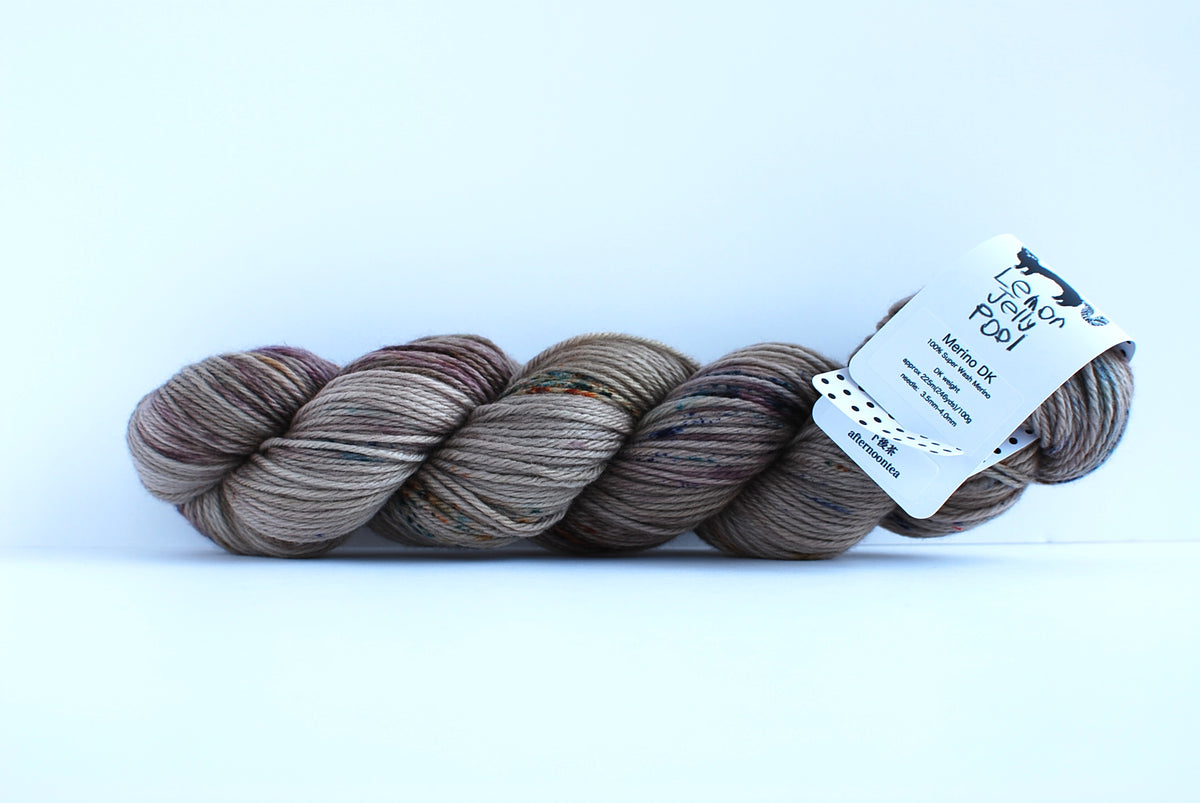 LJP Merino DK: 下午茶 afternoon tea