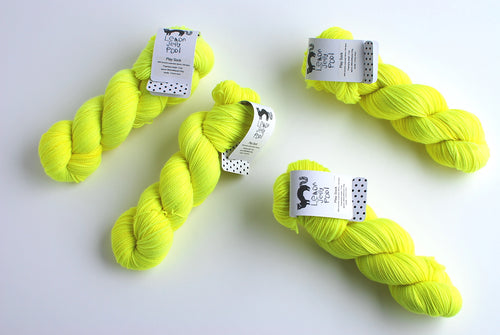 LJP Play Sock: Neon Jelly Pool