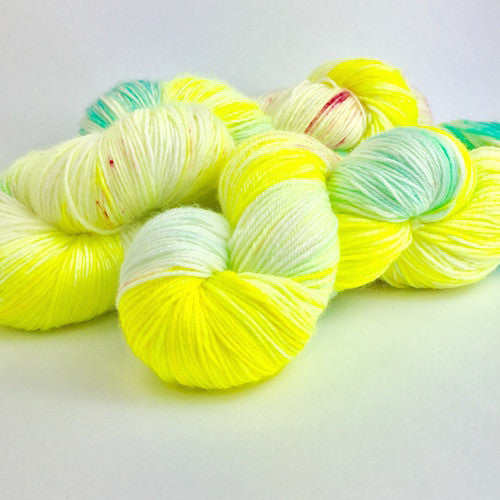 LJP Single Merino:Lemon Jelly Pool