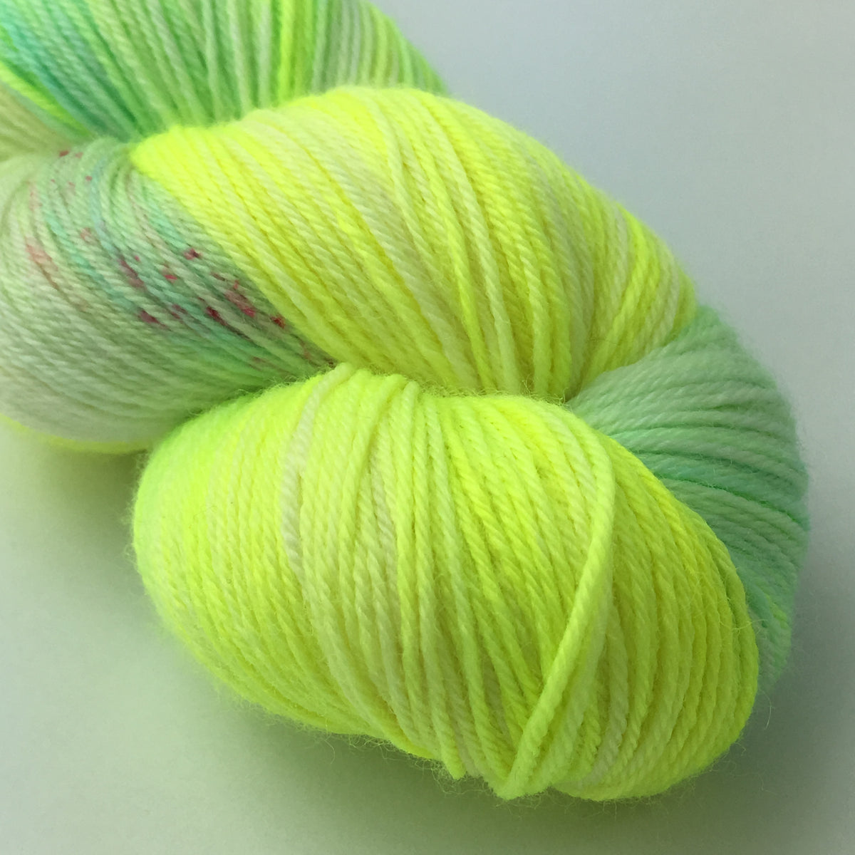 LJP Merino Sock:Lemon Jelly Pool