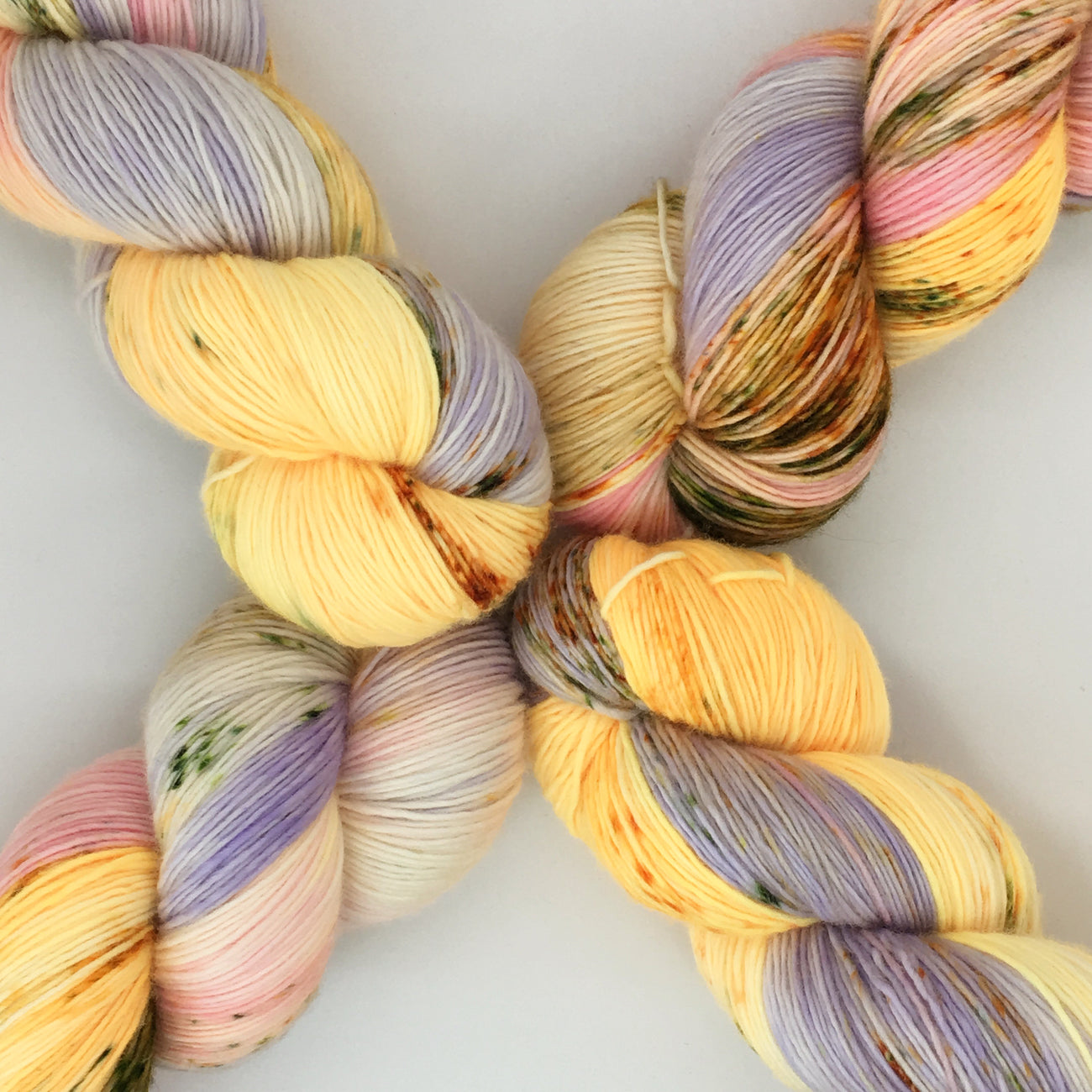 LJP Single Merino: Easter♡Cupcake