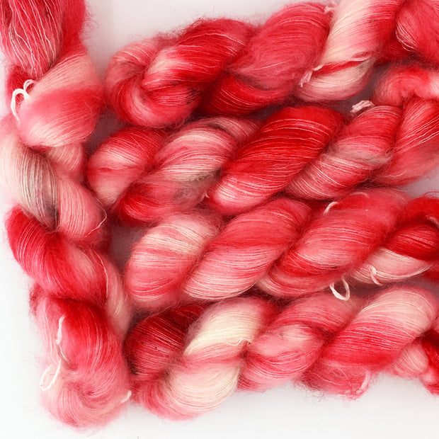 LJP Kid Mohair Silk: Tartine