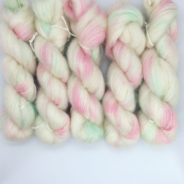 Kid Mohair Silk: cotton candy