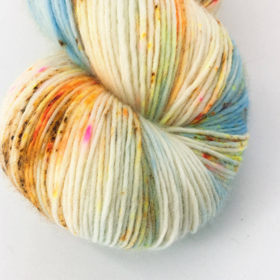 LJP Single Merino : Eat Cake
