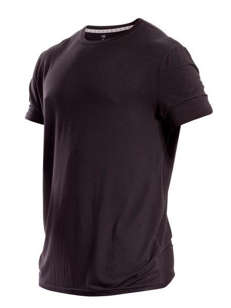Super Prepack Nu Essentials Bamboo T-Shirts - 2 Black and 2 White