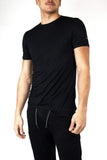 Super Prepack T-Shirts NU Essentials Bambou - 2 Noirs et 2 Blancs