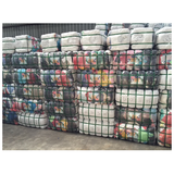 Standard 'A & B' Grade - Adults and Kids Mixed Summer & Winter Clothing Bales