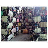 Secondhand Clothing Bales of Short Coats Long Coats and Thick Heavy Jackets for Winter and cold season wear