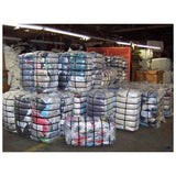 Sorted Adults Light Zipper Jackets & Jeans Jackets - 'A' Grade Bales for Adult Men & Women Outerwear