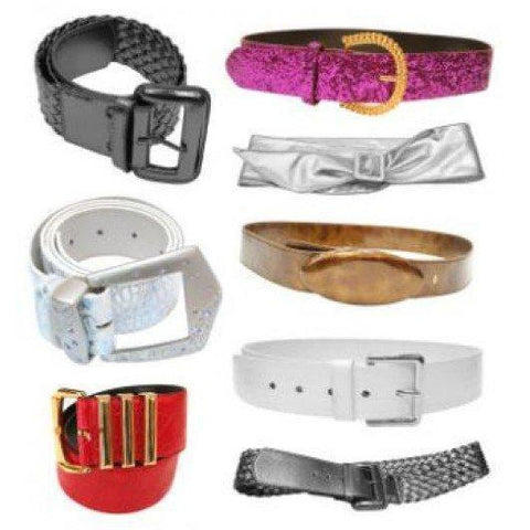 Used Belts Used Buckles Used Cummber bands from Australa Used Clothing Bales