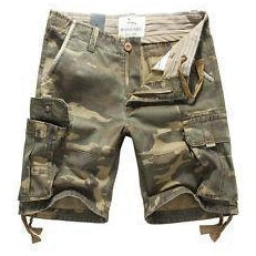 Men's Sorted A-Grade Multi-pocket Shorts & Jeans Shorts in 50kg, 75kg & 100kg Bales