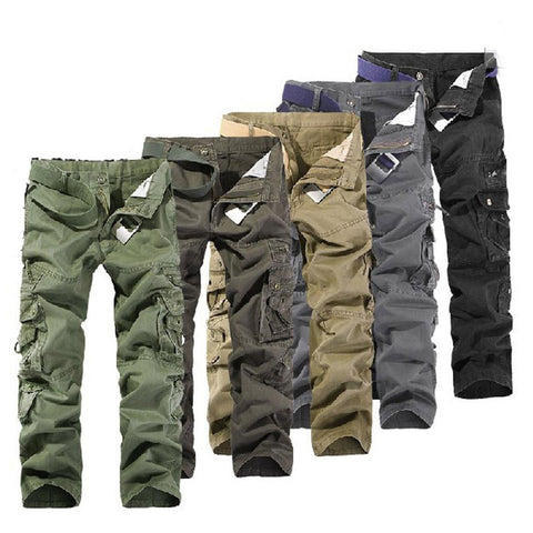 Multi pocket pants Used Cargo Pants Used secondhand bales