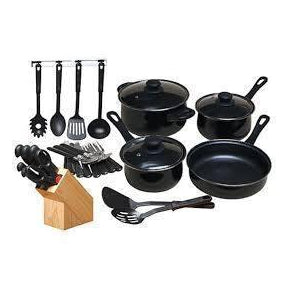 New & Used Kitchenware/Cookware In Boxes