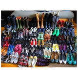 Fashion Accessories - Quality Mixed Footwear for Men, Women & Kids in 25kg Sacks