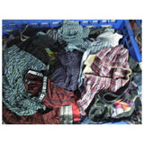 Used Clothes, Unsorted Secondhand Bales Summer Wear for Men, Women and Kids Mixed Summer Clothing Bales