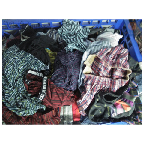 96aa1beb6 Used Clothes, Unsorted Secondhand Bales Summer Wear for Men, Women and Kids  Mixed Summer