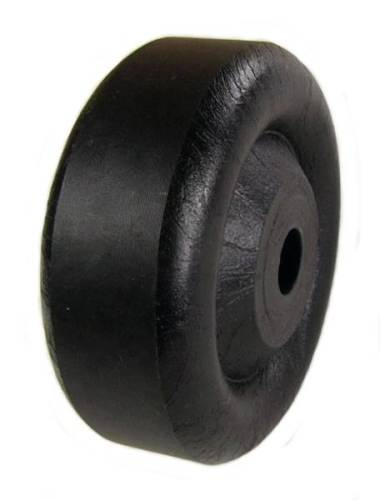 "3-1/2"" x 1-3/8"" High Temp Heateater Wheel (550˚F) - 700 Lbs Capacity"