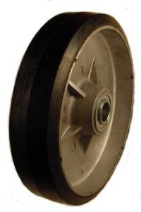 "10"" x 2-1/2"" Dutro Vending Machine Handtruck Replacement Wheel - 800 Lbs Capacity"