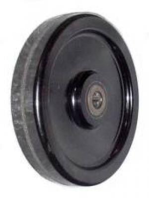 "12"" x 2-1/2"" Phenolic Wheel - 3,000 Lbs Capacity"