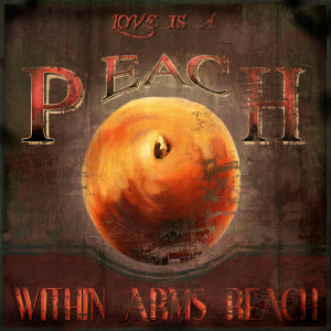 A love letter to Peach
