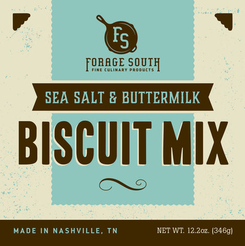 Sea Salt & Buttermilk Biscuit Mix