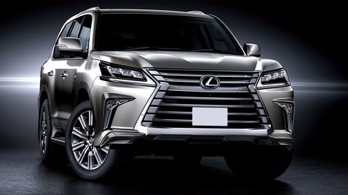 2015+ Lexus LX570 Carbon Fiber Styling Kit