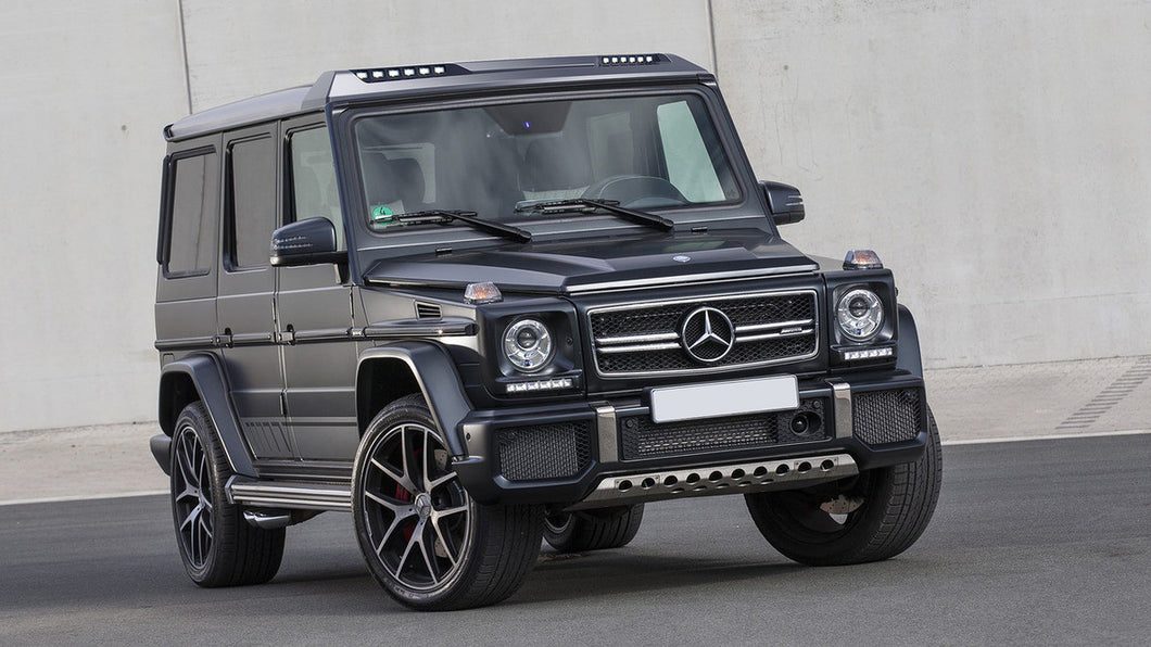 Mercedes-Benz G-Wagen Carbon Fiber LED Roof Light Bar