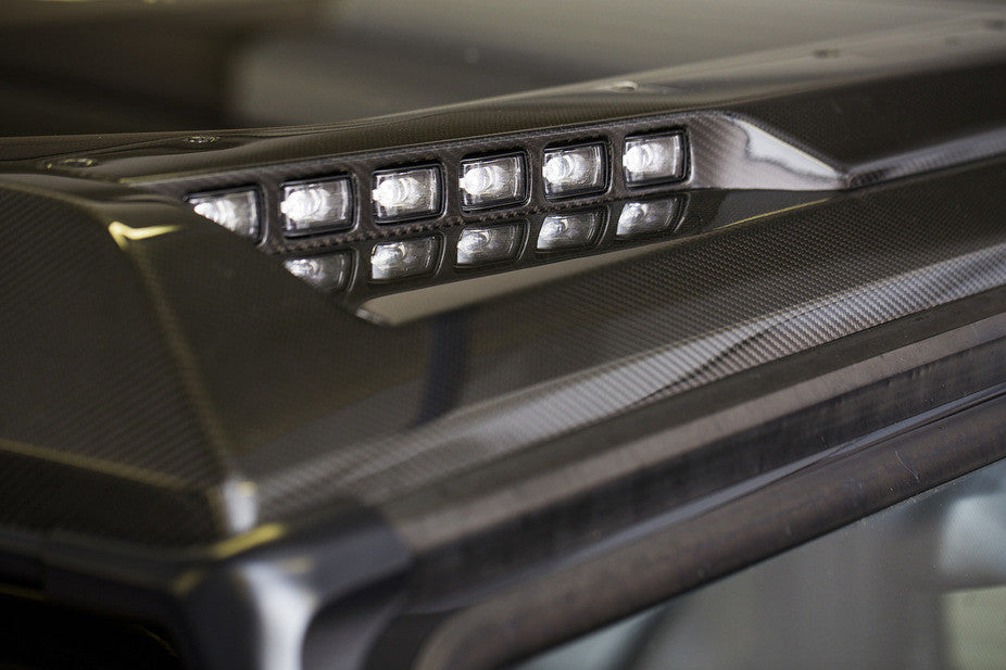 Mercedes benz g wagen carbon fiber led roof light bar elmnto mercedes benz g wagen carbon fiber led roof light bar mozeypictures Gallery