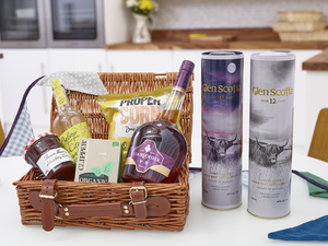 Boosting Seasonal Sales with Gift Baskets