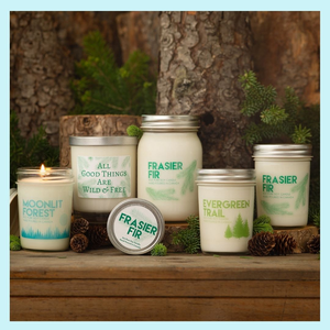 Serendipity Candle Box