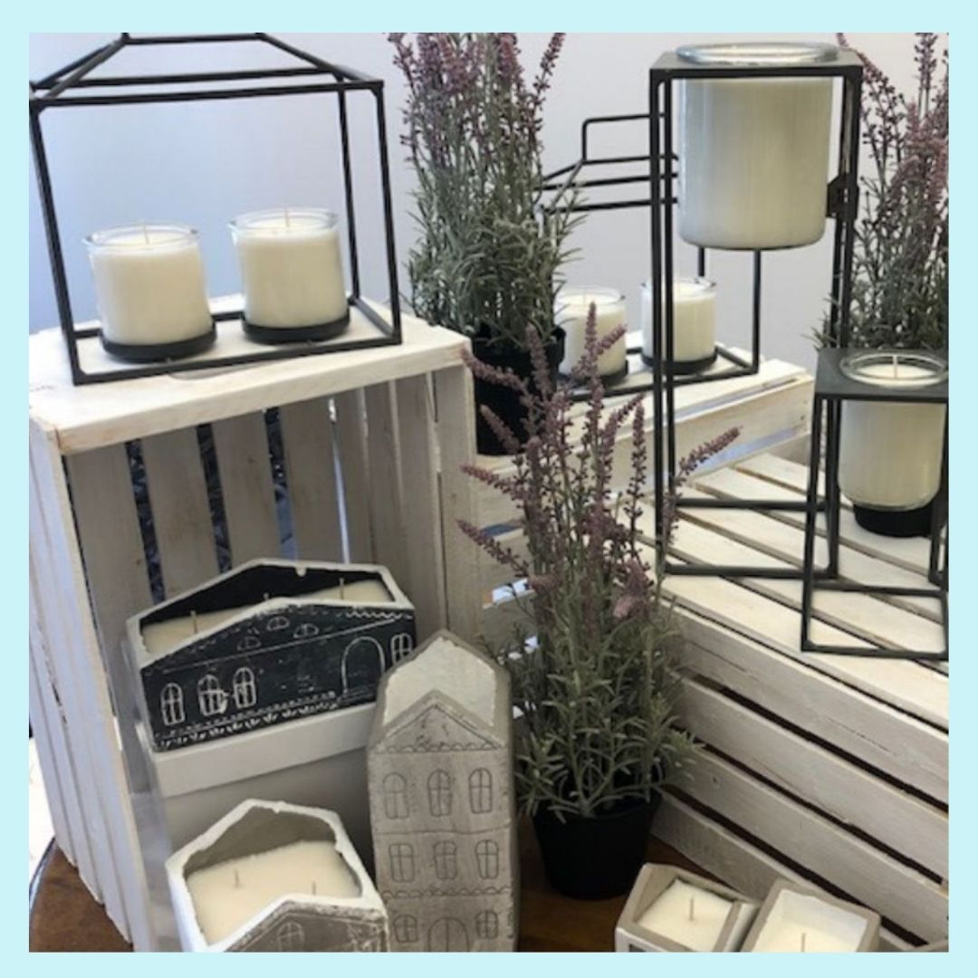 Welcome To The Serendipity Soy Candle Factory Online