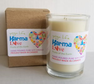 Yoga Life Candle Collection