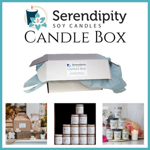 Candle Subscription MAY Box - Spring/Summer