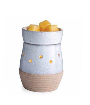 Rustic White Illumination Wax Melter
