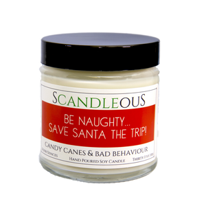 Be Naughty...Save Santa The Trip!