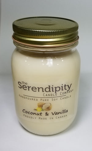 Collection Serendipity Candle - 16 oz