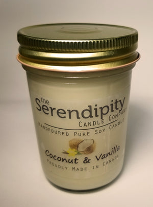 Collection Serendipity Candle - 8 oz
