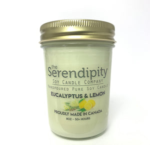 Eucalyptus & Lemon