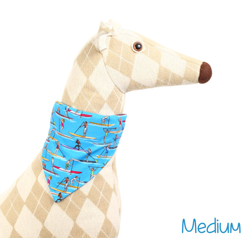 Stand Up Paddleboards Pet Bandana