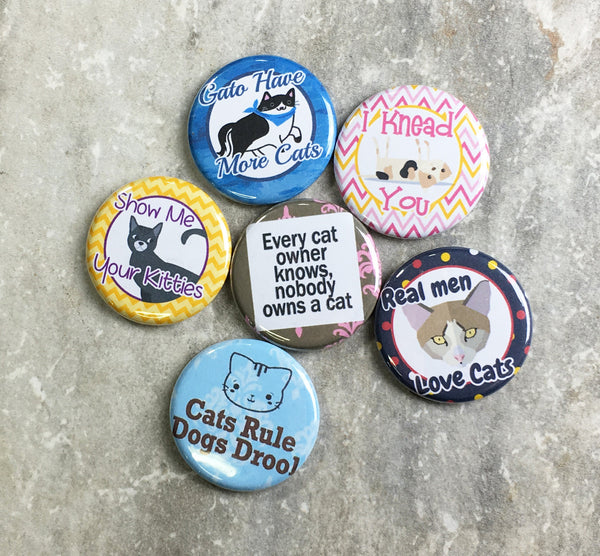 Funny Cat Sayings Cat Magnets